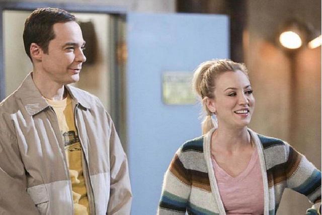 Kaley Cuoco así se despidió de The Big Bang Theory