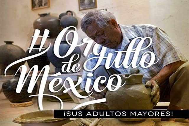 Aumenta apoyo económico para adultos mayores en México