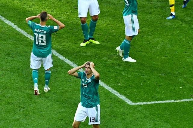 México es el país que más veces ha sido el peor equipo de un mundial