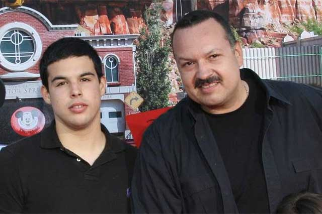 Hijo de Pepe Aguilar, en libertad condicional