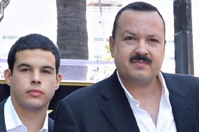 Hijo de Pepe Aguilar recibe sentencia por tráfico de personas en EU