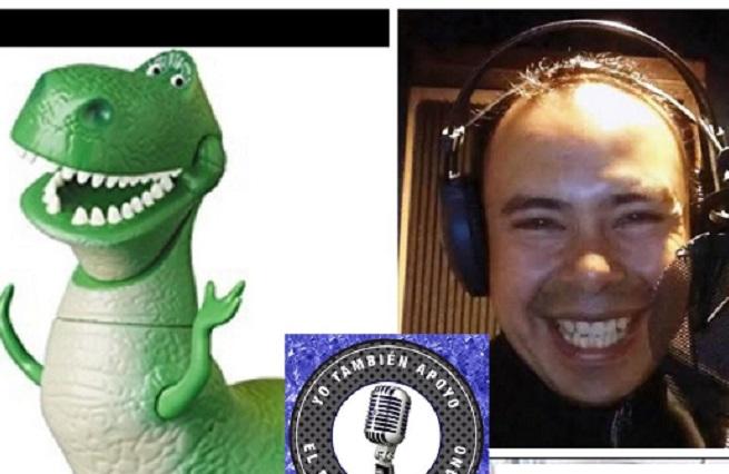¿Quién es Pepe Vilchis, actor que le da voz a Rex de Toy Story 4?