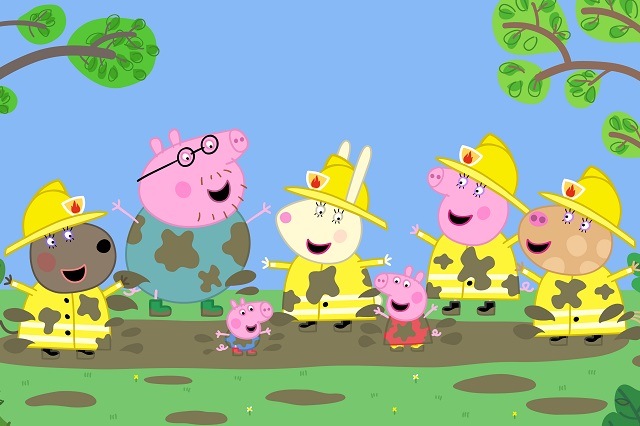Fotos: Llegan nuevos episodios de Peppa Pig a Discovery Kids
