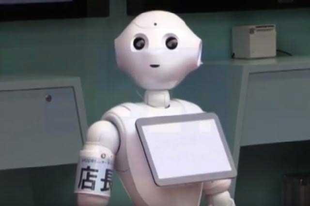 Abren tienda en Japón que es atendida por robots
