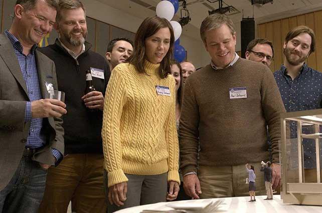 Primer tráiler: Matt Damon protagoniza la cinta Pequeña gran vida