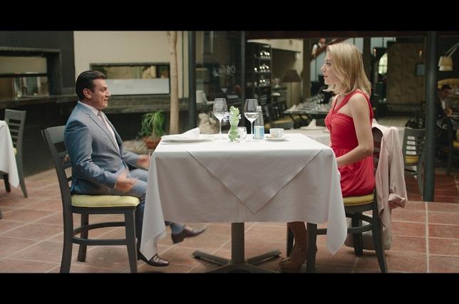 Jorge Salinas protagoniza cinta Mi pequeño gran hombre