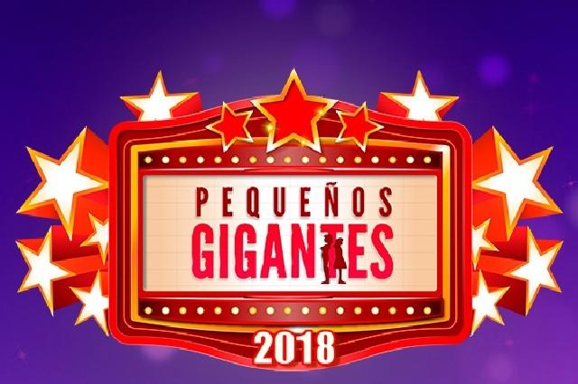Inicia el casting para Pequeños Gigantes 2018 en sólo 8 ciudades