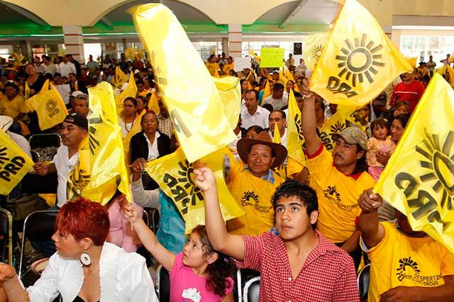 PRD cancela Consejo para definir ruta electoral en Puebla