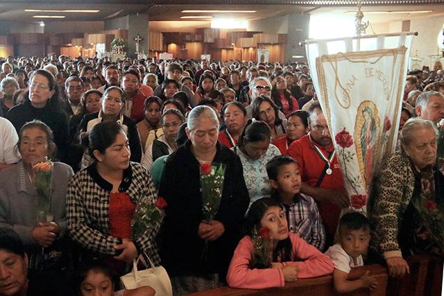 Agradece arzobispo a la guadalupana solidaridad con Puebla tras sismo