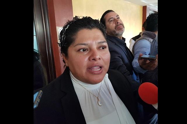 Alcaldesa de Cholula convoca a marcha el 9 de marzo