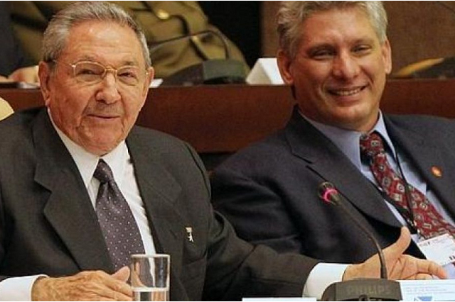 Perfilan a Miguel Díaz-Canel como el sucesor de Raúl Castro en Cuba