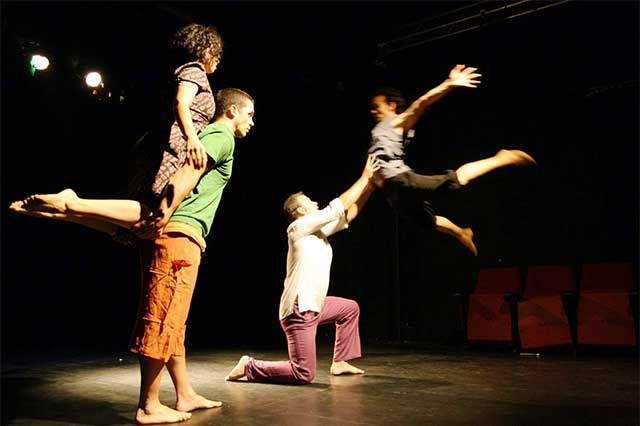 Foro de danza en la UDLAP, proyecto de interacciones artísticas