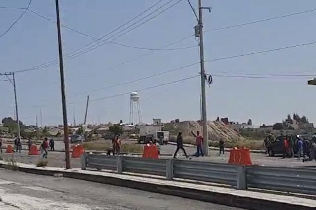 Estalla violencia en el Periférico; constructoras se disputan obras