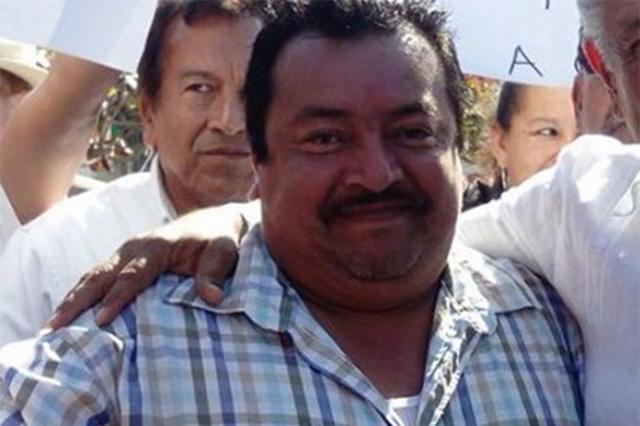 Matan de un balazo al periodista Leobardo Vázquez Atzin