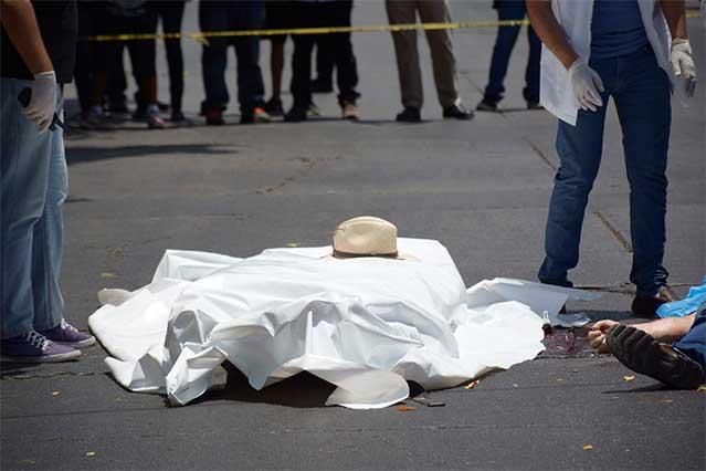 Insuficiente, la condena de Peña Nieto por asesinato de periodistas: TWP