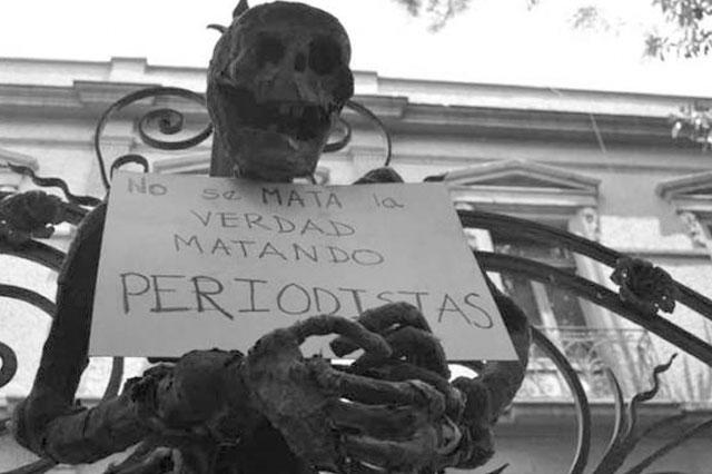 Ubican a Puebla en cuarto lugar nacional de agresión a periodistas