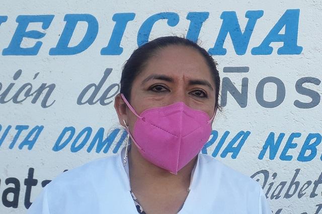 Doctora de supuesta clínica covid en Atlixco se defiende