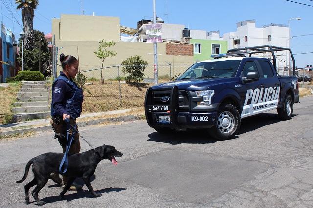 Policía Municipal gana a Estatal en detenciones: Rivera a Barbosa