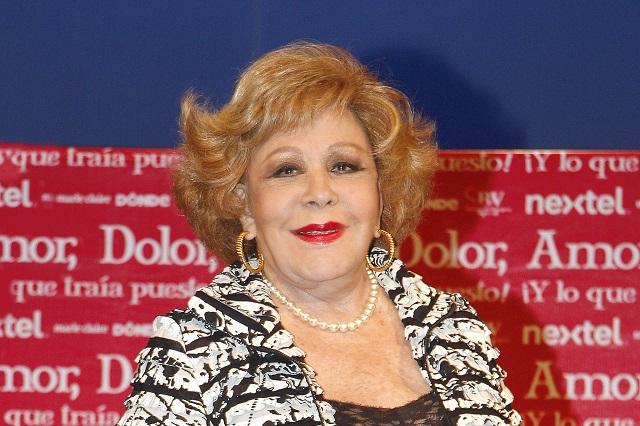 ¿Quién es quién en la serie Silvia Pinal frente a ti?