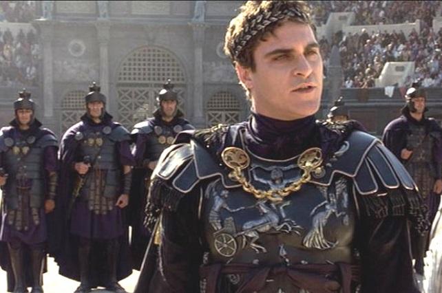 Foto película El Gladiador