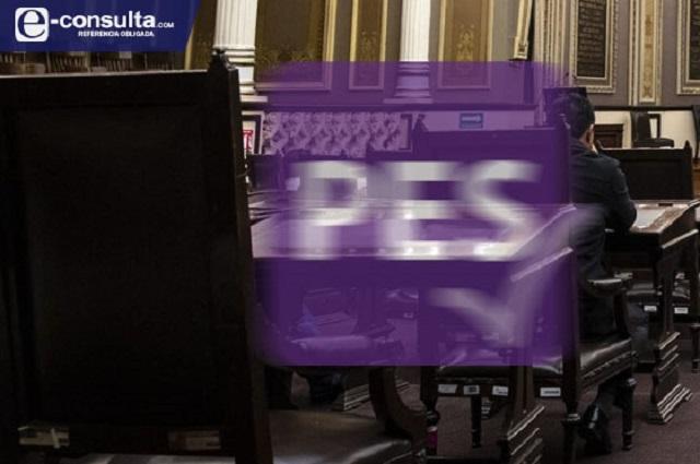 Extinguen al PES del Congreso; sus legisladores brincan a Morena y PT