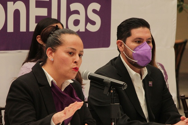 PES prioriza candidaturas de mujeres y lanza a Edurne Ochoa