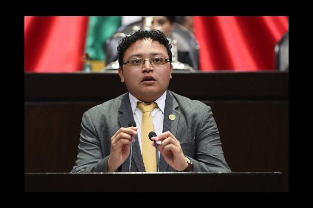 Ser joven, sinónimo de peligro, dice diputado del PES