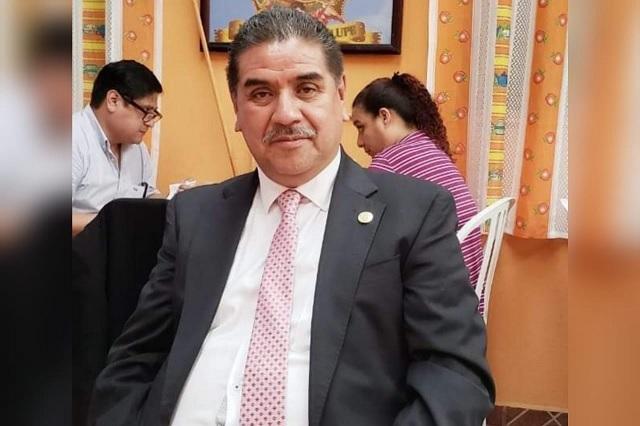 Muere diputado federal de Huauchinango por Covid-19