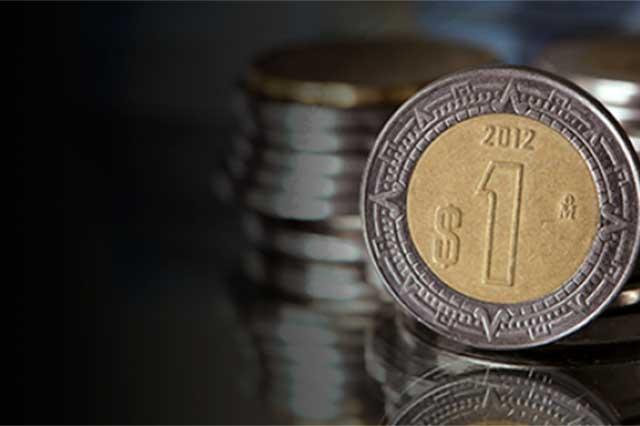 El peso se recupera y el dólar se vende en 19.19 pesos