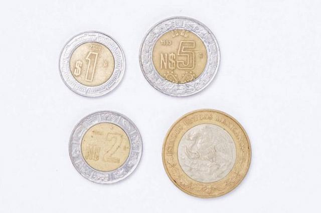 El peso mexicano en su mejor nivel desde finales de enero