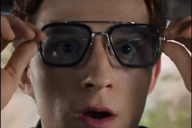 ¿Qué vio Peter Parker en lentes de Tony Stark que lo puso así?