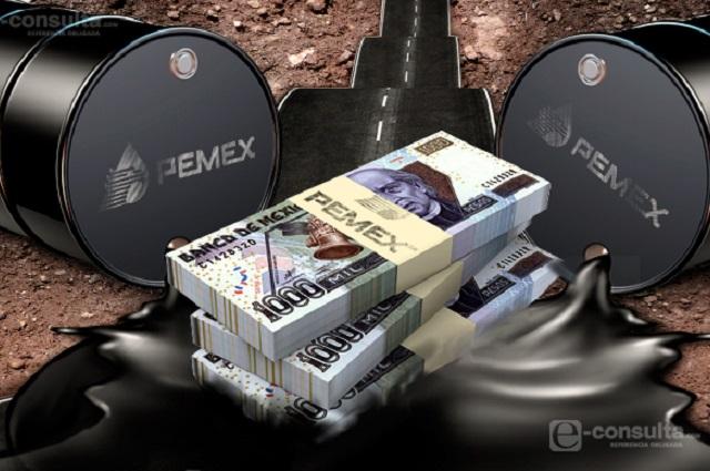 Pemex perdió 606 mil mdp en el primer semestre de 2020