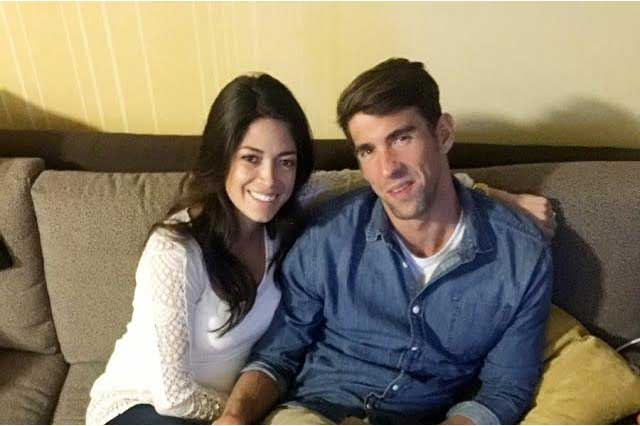 Michael Phelps se casó antes de los Juegos Olímpicos