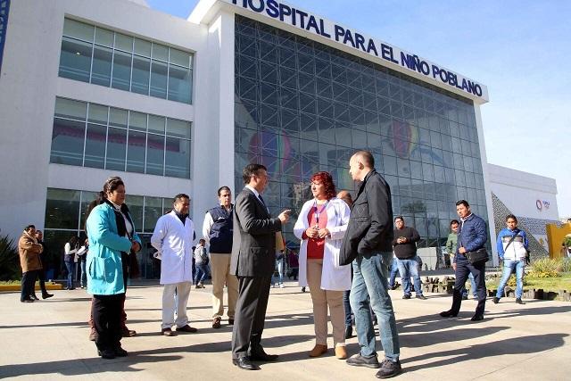 Apoyan SSP y SEP educación de niños hospitalizados