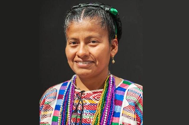 Diputada Irma Juan Carlos aspira a ser la primera mujer indígena gobernadora en Oaxaca