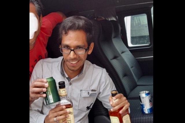 Acusan a rector de la UTH de laborar alcoholizado; él lo niega