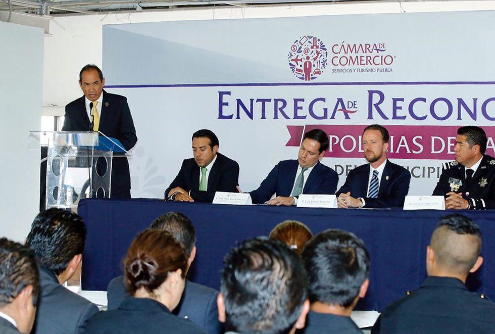 Se ha contenido la inseguridad en la ciudad de Puebla: CANACO