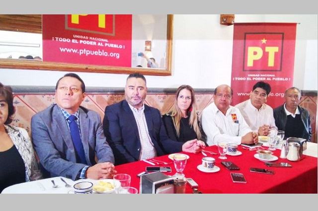 Inician los trabajos de afiliación del PT con mujeres poblanas