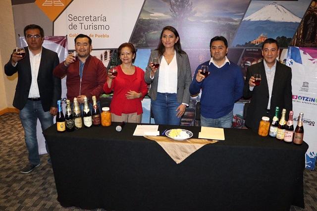 Huejotzingo está preparado para la tradicional Feria de la Sidra 2019