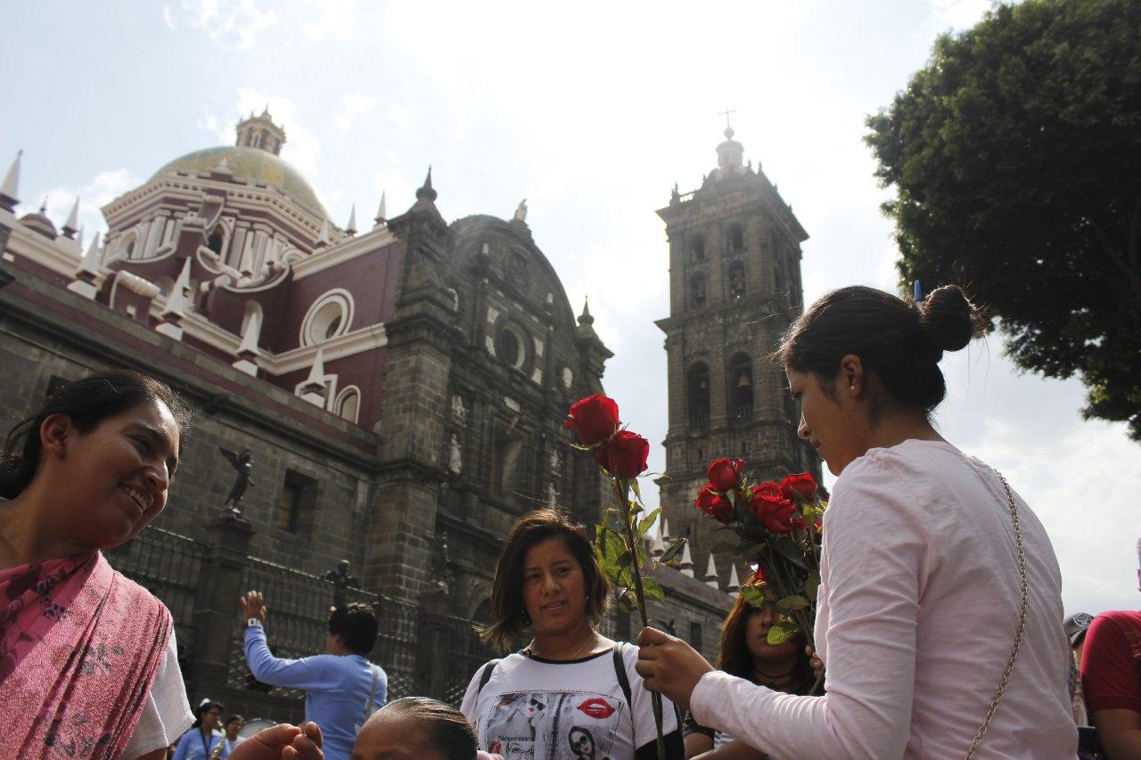 Conmemoran en Puebla el Día Mundial Del Libro
