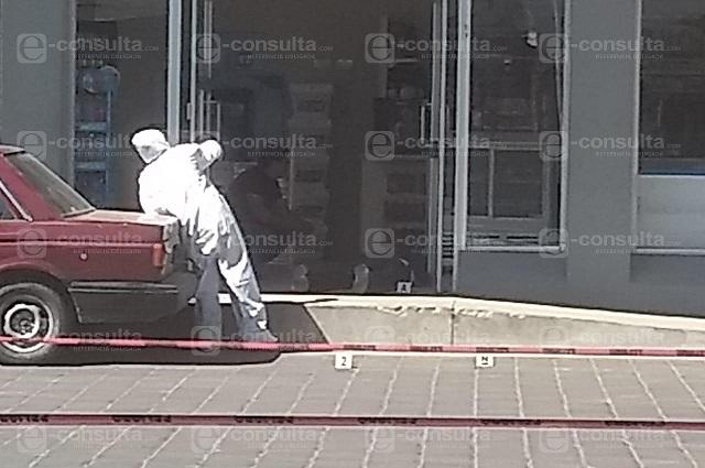 Ahora asesinan a un hombre en gasolinera de Tecamachalco