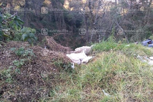 Secuestran y matan a joven en Teziutlán pese a pagar rescate