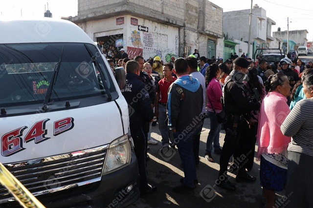Unidad de la ruta 64-B prensa a una niña en Barranca Honda