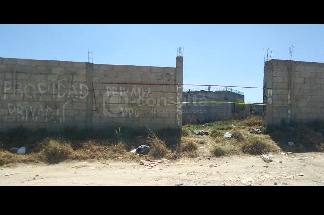 Hallan a 2 mujeres y un hombre calcinados entre Puebla y Tlaxcala