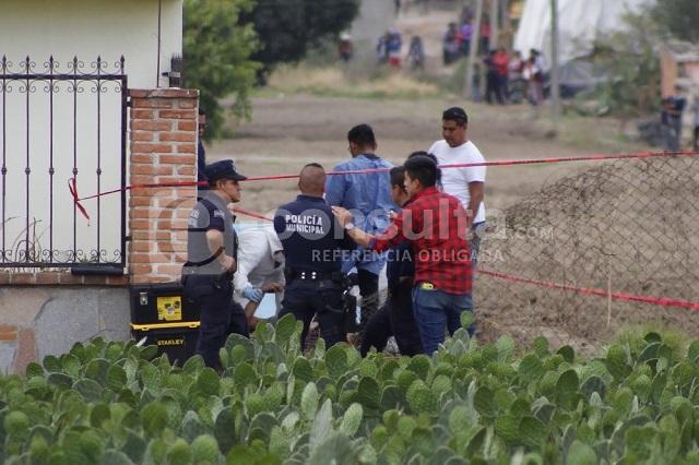Matan a pedradas a presunto asaltante en San Pedro Cholula
