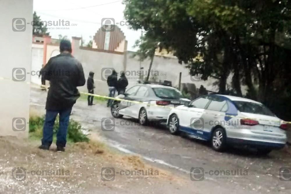 Hallan cadáver embolsado junto a templo evangélico, en Puebla