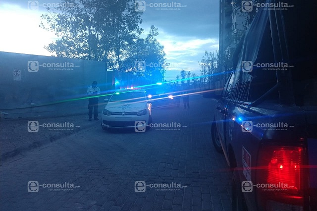 Sujetos en camionetas desatan balacera en Lomas de Angelópolis