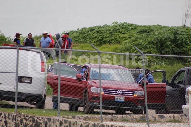 Estrangulan a un hombre y lo dejan en San Pedro Cholula