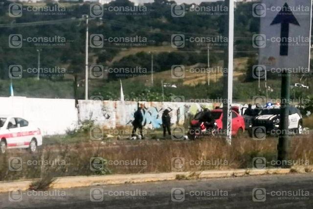 Detienen a Elpidio en el Periférico a un mes de salir de la cárcel