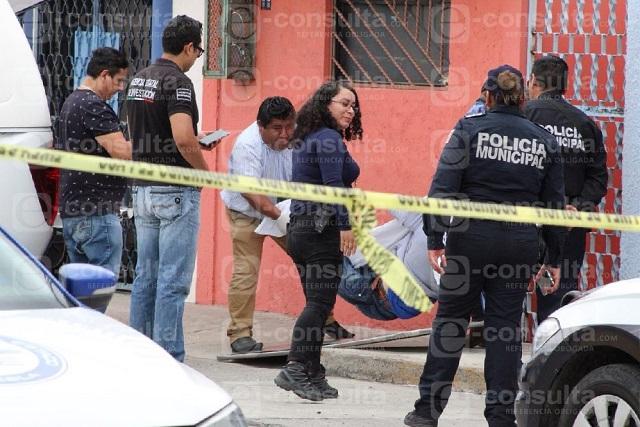 Lo sorprende la muerte en calles de Lomas del Sur